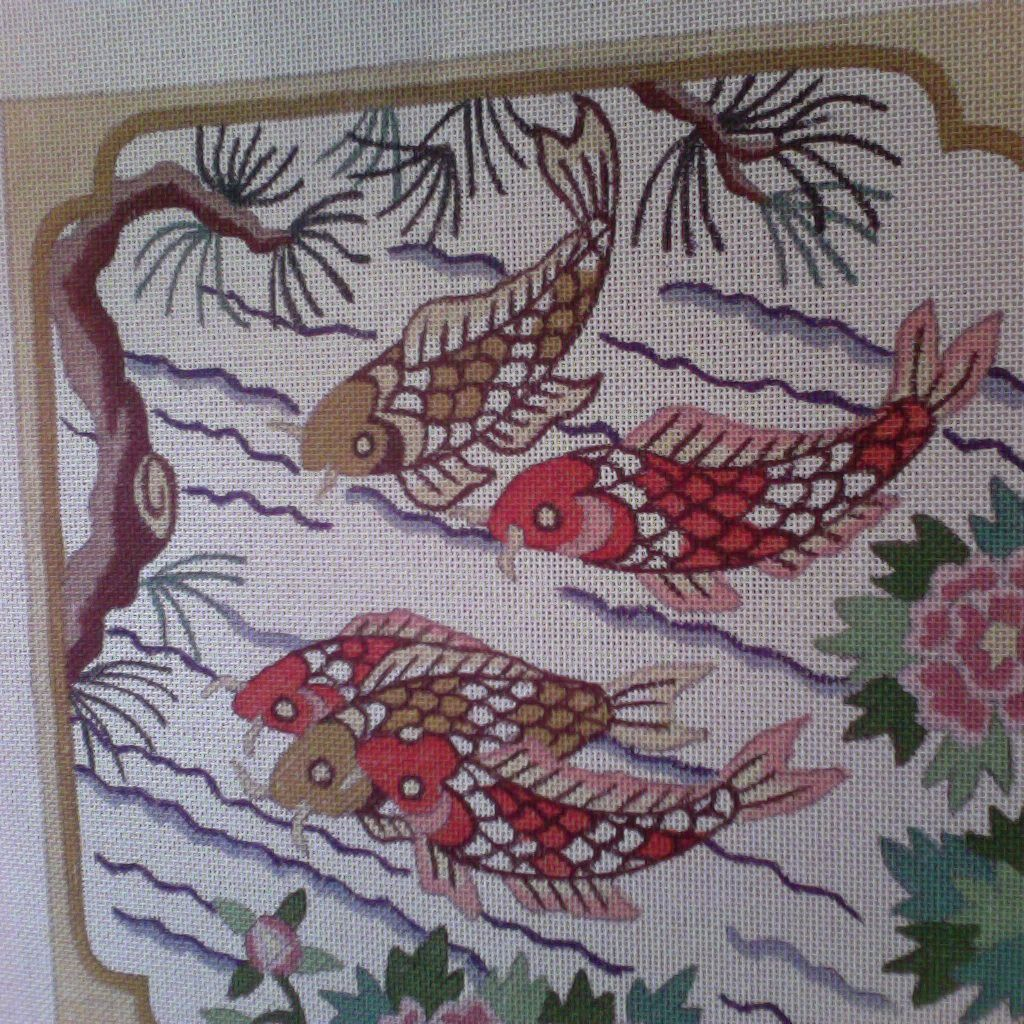 Canvas KOI  A357