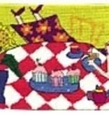 Canvas PUDNEY KIT -  OVERDOSE OF TEA