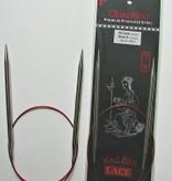 "Needles CIRC LACE #10.5 24"" CHIAOGOO"