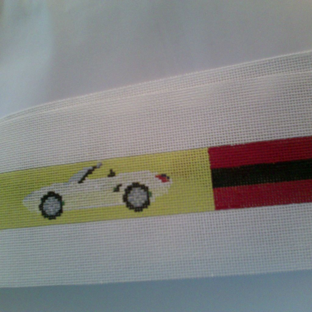 Canvas PORSCHE BELT B120