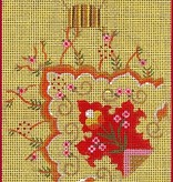 Canvas CHANDR ORNAMENT 8246