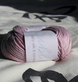 Yarn BABY SILK & BAMBOO DK - SALE<br />REG 8.25