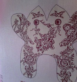Canvas TOILE FROG  F54
