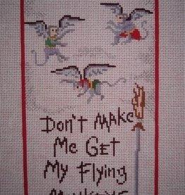 Canvas FLYING MONKEYS  S232