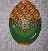 Canvas FABERGE EGG  XM465