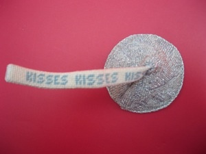 Canvas HERSHEY KISS<br /> F09