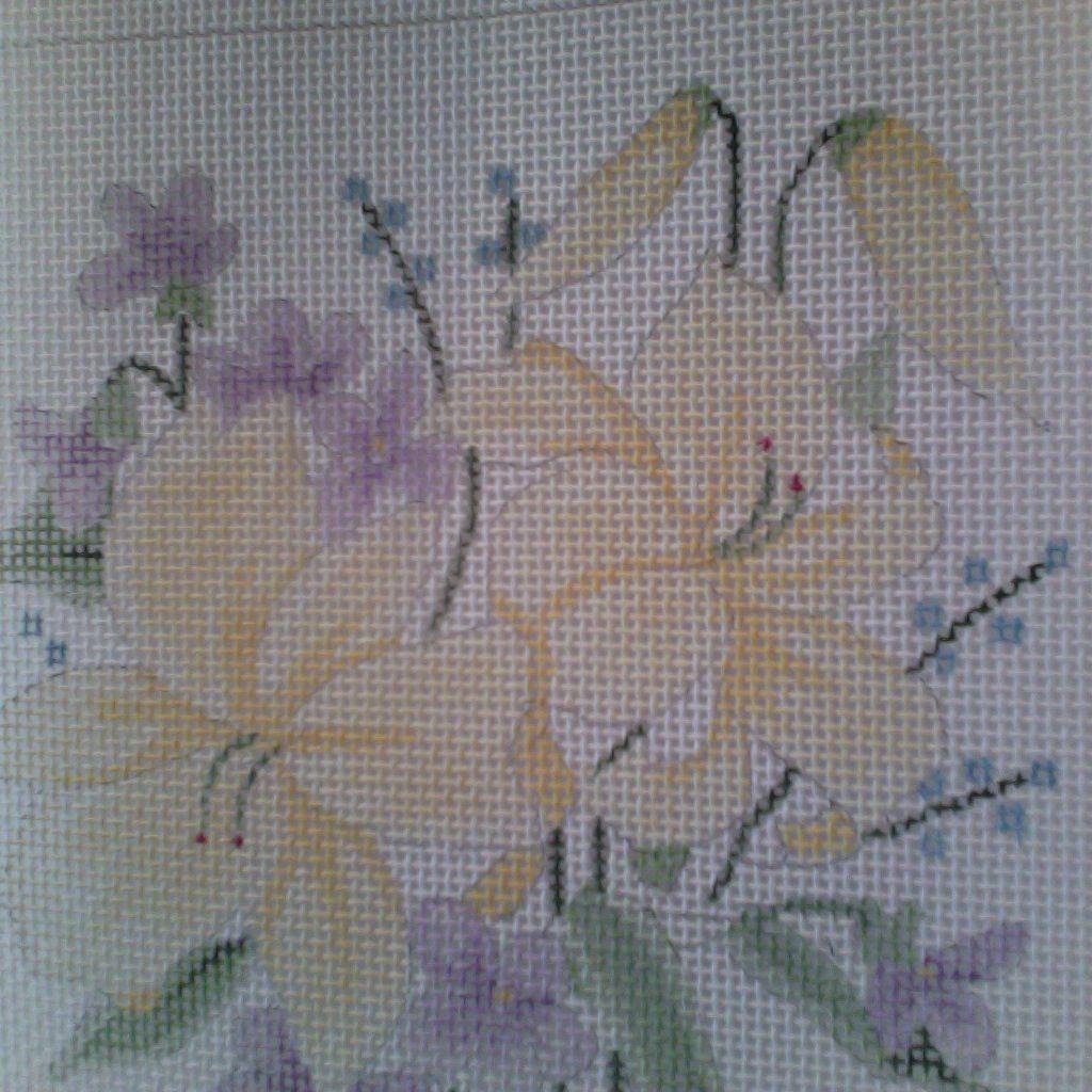 Canvas LILIES  PC1006L
