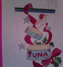 Canvas TUNA KITTY SOCK  197