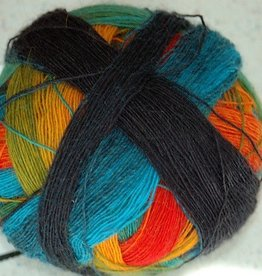 Yarn LACE BALL - SCHOPPELWOLLE
