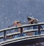 Canvas SNOWSTORM  HP138