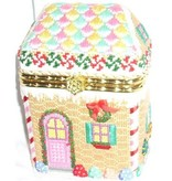 Canvas GINGERBREAD HOUSE  LB71