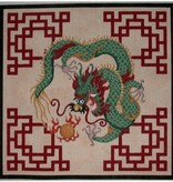 Canvas DRAGON FRETWORK  FO715