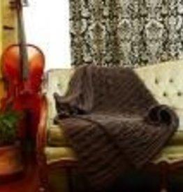 Yarn IMPERIAL RANCH THROW KIT - SALE<br /> REG $86