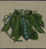 Canvas SALE  -  GREEN PEAS 5X5  V01A<br /> REG $52