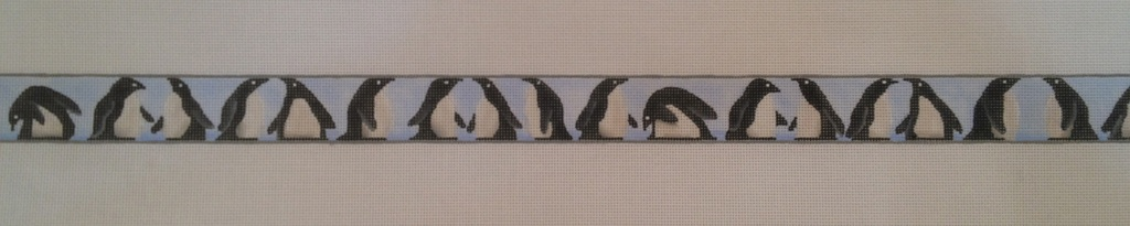 Canvas Penguins belt  901d<br />