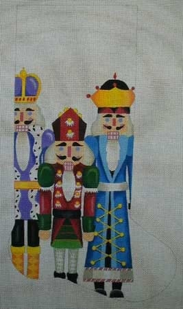 Canvas WISE MEN STOCKING  DCM4