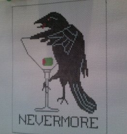 Canvas NEVERMORE MARTINI  SI500M