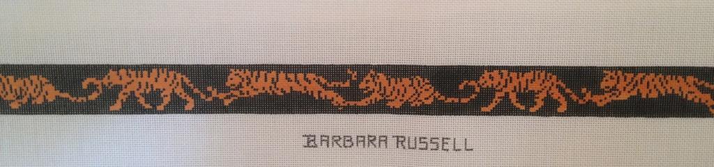 Canvas TIGER BELT  BR289