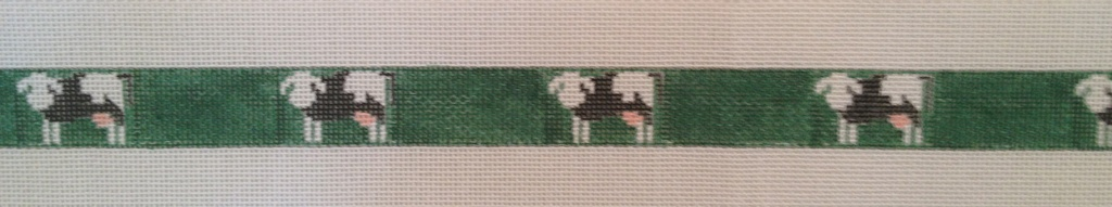 Canvas COWS BELT  B83