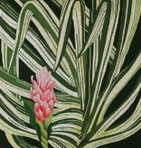 Canvas PALM FLOWER  1284