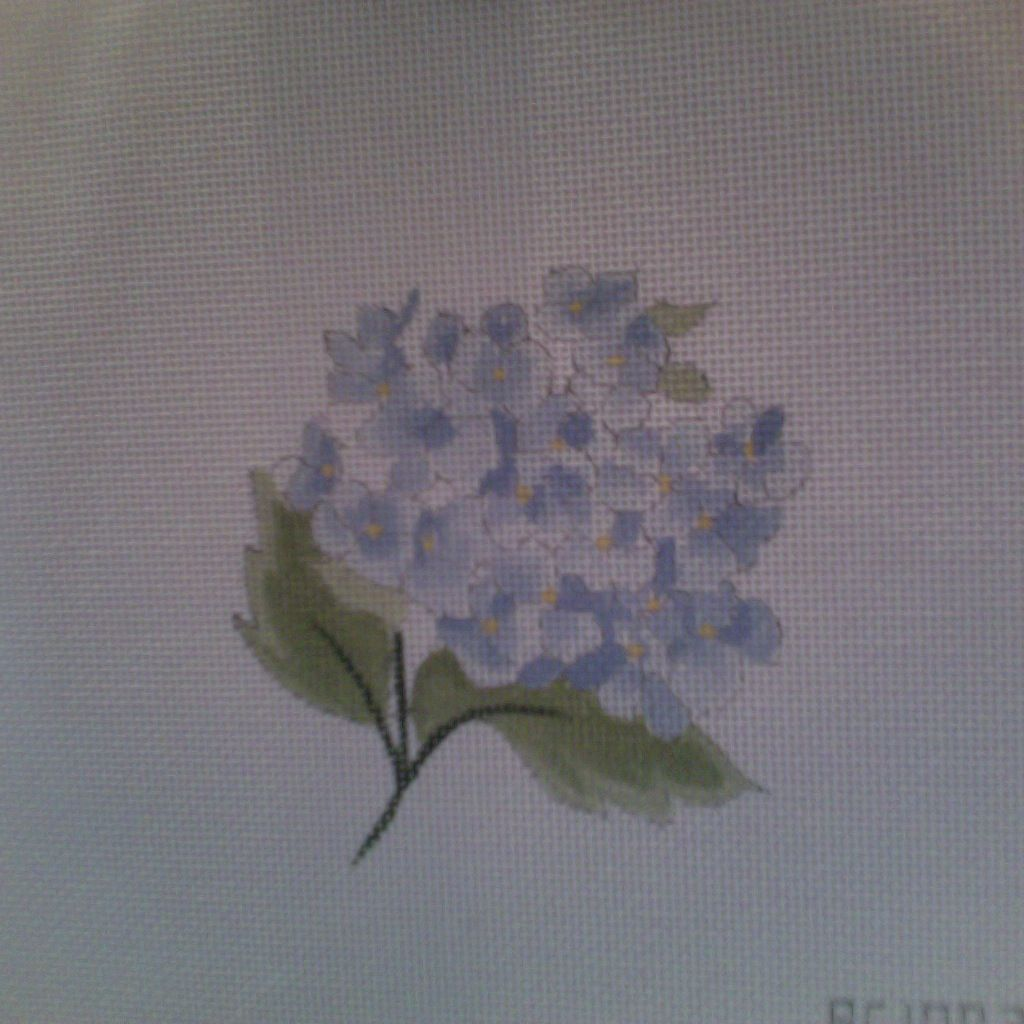 Canvas HYDRANGEA  PC1007