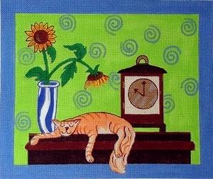 Canvas CAT NAP  40