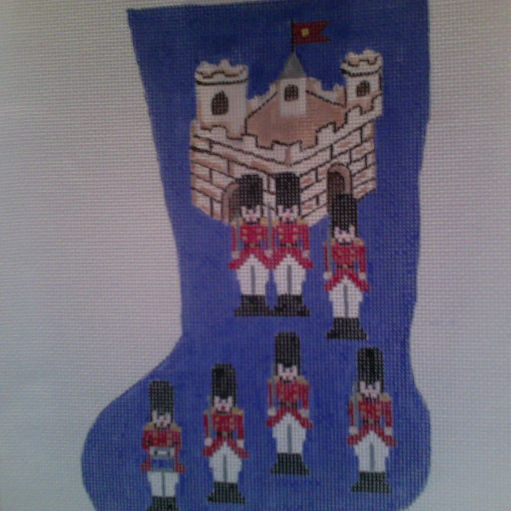 Canvas TOY SOLDIERS  C48