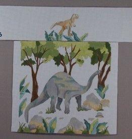 Canvas DINOSAUR DIRECTOR CHAIR  CC006  SALE<br /> REG 62.00