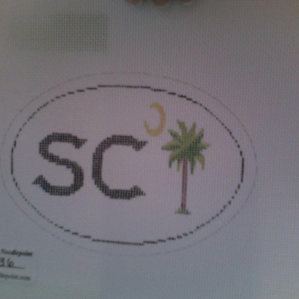 Canvas SC EURO STICKER  LL336