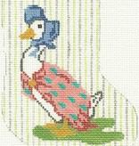 Canvas JEMIMAH PUDDLEDUCK MINI SOCK  BP91