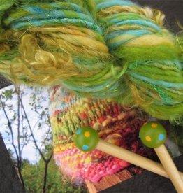 Yarn ISLAND SWEET HAT KIT WITH NEEDLES