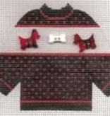 Canvas SCOTTIES SWEATER  99-50