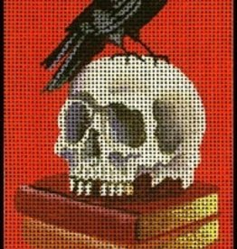Canvas NEVERMORE IPAD COVER 7624