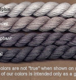 Fibers Silk and Ivory    SEAL