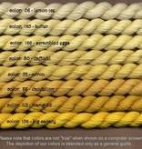 Fibers Silk and Ivory    SCRAMBLED EGGS