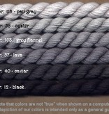 Fibers Silk and Ivory    CAVIAR
