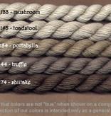 Fibers Silk and Ivory    TOADSTOOL