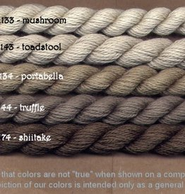 Fibers Silk and Ivory    SHITAKE