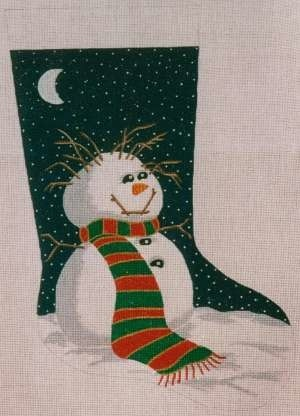 Canvas MR TWIGG STOCKING  DDC10