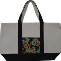 Accessories CANVAS TOTE