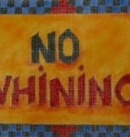 Canvas NO WHINING  MP132