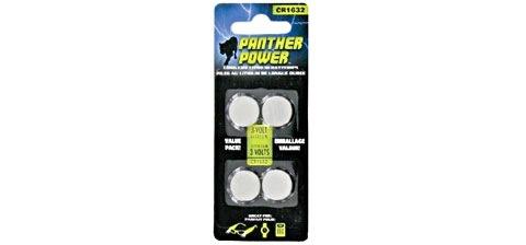 Accessories LIGHTPECS REPLACEMENT BATTERIES<br />4-PAK