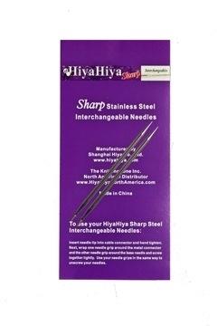 Needles HIYAHIYA STEEL TIPS  #9