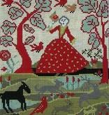 Canvas GARDEN GLADE  EWE148