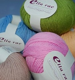 Yarn ELLA RAE SUPERWASH WORSTED