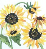 Canvas SUNFLOWERS  132542