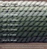 Fibers Silk and Ivory    ARTICHOKE