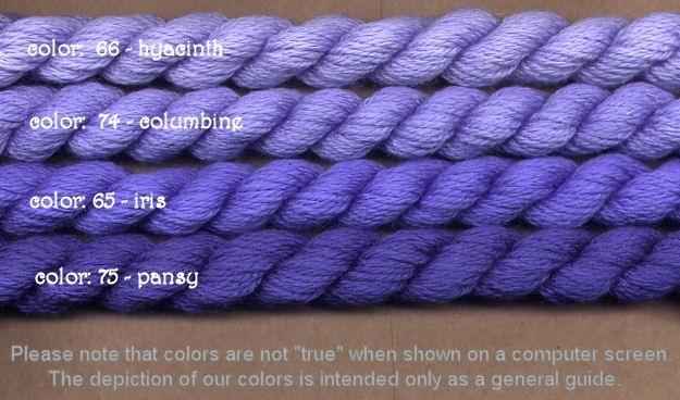 Fibers Silk and Ivory    HYACINTH