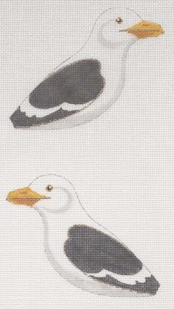 Canvas SEAGULL CLIP-ON BIRD  306L