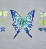 Canvas 7 BUTTERFLIES  ZE210